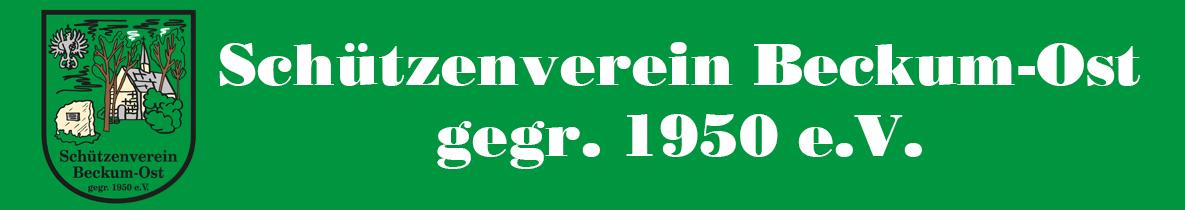 Schützenverein Beckum-Ost gegr. 1950 e.V.